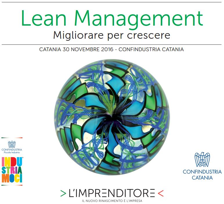 Lean Management a Catania: migliorare per crescere
